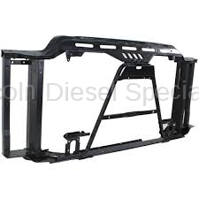 Cooling System - Radiators, Tanks, Reservoirs and Parts - GM - GM OEM Radiator Support Bracket Assembly (2011-2014)