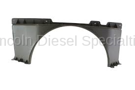 Cooling System - Radiators, Tanks, Reservoirs &  Parts - GM - GM OEM Upper Radiator Fan Shroud (2001-2005)