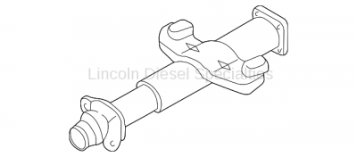 01-04 LB7 Duramax - Steering - GM - GM OEM Steering Column Jacket  (2001-2007)