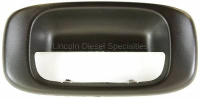 06-07 LBZ Duramax - Exterior Accessories - GM - GM OEM Replacement Tailgate Handle Bezel (2001-2007)