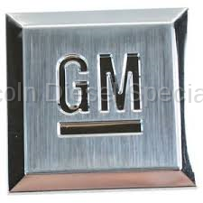 "Exterior Accessories - Body Molding and Badges - GM - GM OEM ""Mark of Excellence"" Emblem (2001-2018)"