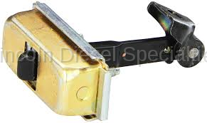 Exterior Accessories - Parts-Handles/Latches/Misc. - GM - GM OEM Front Door Catch, Left or Right (2001-2007)