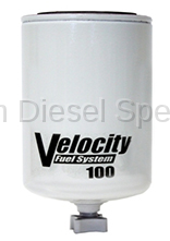 Fuel System - Fuel Filters - Fuel Lab - Fuelabs Velocity Series 100 Element Replacement Installation Kit