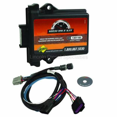 07.5-10 LMM Duramax - Tuners and Programmers - BD Diesel Performance - BD Performance High Idle Kit (2007.5-2018)*