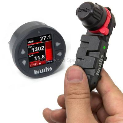 17+ L5P Duramax - Tuners and Programmers - Banks - Banks Power Derringer Tuner with i-Dash 1.8 includes Data Logging for L5P (2017-2018)