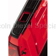 Exterior Accessoriess - Deflection/Protection - GM - GM Bed Rail Protector, Long Bed 8ft.  (2003-2007)