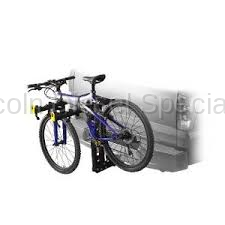 GM - GM Accessories Hitch-Mounted 4 Bike Bicycle Carrier (2001-2012) - Image 2
