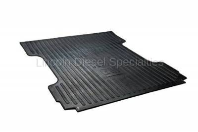 Exterior Accessories - Bed Accessories - GM - GM Accessories Standard Box Bed Mat in Black with GM Logo (2007.5-2018)