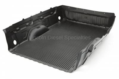 Exterior Accessoriess - Deflection/Protection - GM - GM Accessories Truck Bed Liner Long Box 8ft.with GM Logo (2007.5-2014)