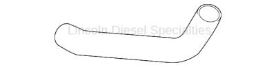 Fuel System - OEM Fuel System - GM - GM OEM Fuel Filler Hose, Crew Cab.. Reg. Box (2007.5-2010)