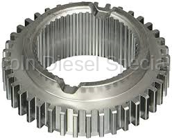 07.5-10 LMM Duramax - Transfer Case - GM - GM OEM Rear Output Shaft Speed Reluctor Wheel for Transfer Case (2007.5-2018)