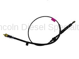 Transmission - Components - Garrett - GM OEM Transmission Shift Control Cable (2010-2013)