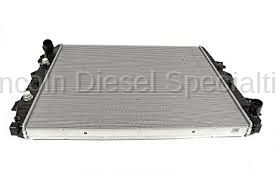 Cooling System - Radiators, Tanks, Reservoirs and Parts - GM - GM OEM Replacement Radiator (2011-2016)