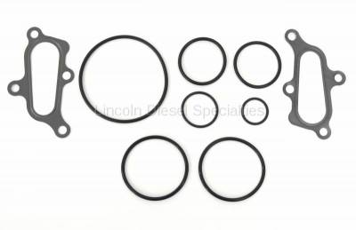 Engine - Engine Gasket Kits - Lincoln Diesel Specialities - LLY CP3 Pump Install Kit (2004.5-2005)