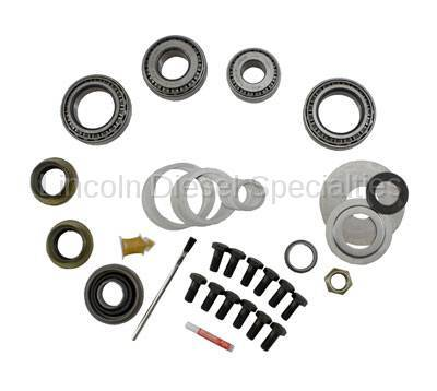 "Axle and Differential - 9.25"" Front Axle - Yukon Gear and Axle - Yukon Gear Master Overhaul Kit for GM 9.25"" IFS Differential (2001-2010)"
