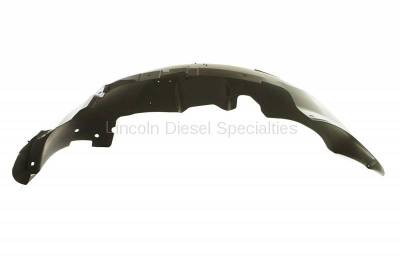 Exterior Accessoriess - Deflection/Protection - GM - GM OEM Front Drivers Side  Fender Liner (2001-2007)