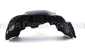 Exterior Accessoriess - Deflection/Protection - GM - GM OEM Front Passenger Side Fender Liner (2007.5-2010)
