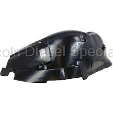 Exterior Accessoriess - Deflection/Protection - GM - GM OEM Front Passenger Side Fender Liner (2015-2016)