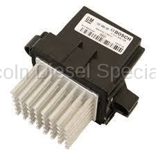 Cooling System - Cooling Fans and Fan Parts - GM - GM OEM Blower Motor Control Module (2007.5-2015)