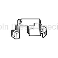 GM OEM Insulator Upper Cover DEF Pump (2011-2016)