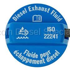 11-16 LML Duramax - Oil, Fluids, Additives, Grease, and Sealants - GM - GM OEM Diesel Fuel Filler Additive Cap (2011-2016)
