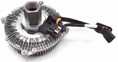 Cooling System - Cooling Fans and Fan Parts - GM - GM OEM Cooling Fan Clutch Assembly (2015-2016)