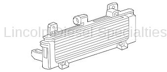 Transmission - Coolers & Lines - GM - GM OEM Transmission Oil Cooler (2015-2016)