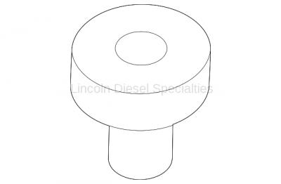17+ L5P Duramax - Fuel System - GM - GM OEM Protection Shield Retaining Nut (2011-2018)
