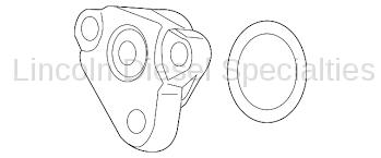"""Engine - Sensors and Electrical - GM - GM OEM Crankshaft Positiong Sensor Spacer """"B"""" (2015-2018)"""