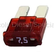 Engine - Sensors and Electrical - GM - GM OEM Multi Use 7.5- Amp Mini Fuse (2015-2018)