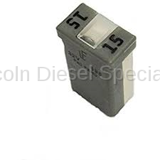 Engine - Sensors and Electrical - GM - GM OEM Fusible Link, 15 Amp Maxi Fuse (2007.5-2018)