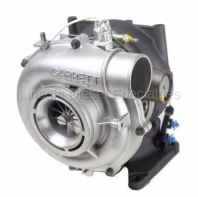 Turbo Kits, Turbos, Wheels, and Misc - Drop in Replacement Wheels/Parts - Garrett - Garrett Drop In Stock Replacement Turbo Charger LLY-LMM (2004.5-2010)