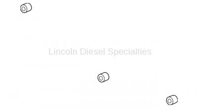 Engine - Sensors and Electrical - GM - GM OEM Alternator Mounting Bracket Spacer (Right)(2011-2018)