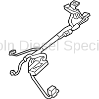 11-16 LML Duramax - Steering - GM - GM OEM Ignition Wiring Harness Non-telescoping Column (2015-2016)