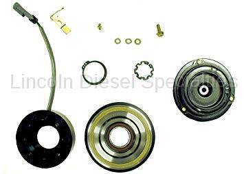 06-07 LBZ Duramax - Heating & Air Conditioning - GM - GM OEM Air Conditioning Clutch Assembly (2001-2007)
