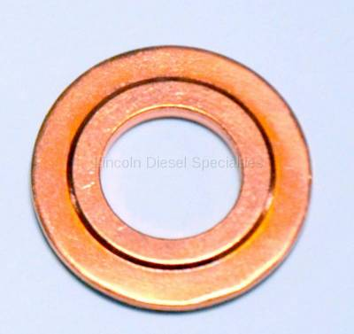 Engine - Engine Gaskets and Seals - GM - GM OEM Duramax Injector Copper Washer (2001-2004)