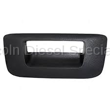 11-16 LML Duramax - Exterior Accessories - GM - GM OEM Tailgate Handle Bezel No Key Hole (2007.5-2014)