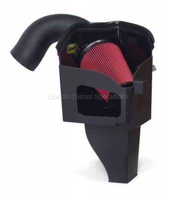 2004.5-2007  24 Valve, 5.9L Late - Air Intake - AirAid - AIRAID SynthaMax Dry Filter Intake System (2003-2007)