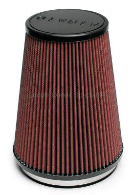 2004.5-2007  24 Valve, 5.9L Late - Air Intake - AirAid - AIRAID Replacement Synthamax  Air Filter (2003-2007)