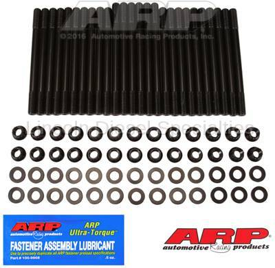 ARP - ARP Dodge/Cummins Head Stud Kit for 24V, 5.9L & 6.7L (1998.5-2018)