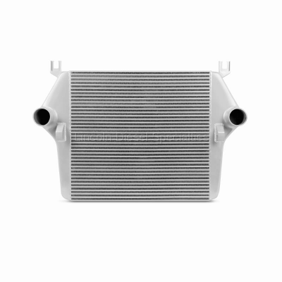 2003-2004 24 Valve, 5.9L Early - Intercoolers and Pipes - Mishimoto - Mishimoto Dodge /Cummins, 5.9L/6.7 Intercooler Silver (2003-2009)