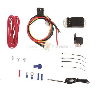 Cooling System - Cooling Fans and Fan Parts - Mishimoto - Mishimoto Adjustable Fan Controller Kit (Universal)