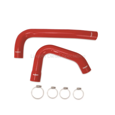 Cooling System - Hoses, Kits, Pipes and Clamps - Mishimoto - Mishimoto Dodge /Cummins Radiator Coolant Hose Kit (2015+UP)