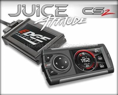 2013-2020 24 Valve 6.7L - Tuners and Programmers - Edge - Edge Products Juice with Attitude, CS2 Monitor for  Dodge/Cummins 6.7L (2013-2018)