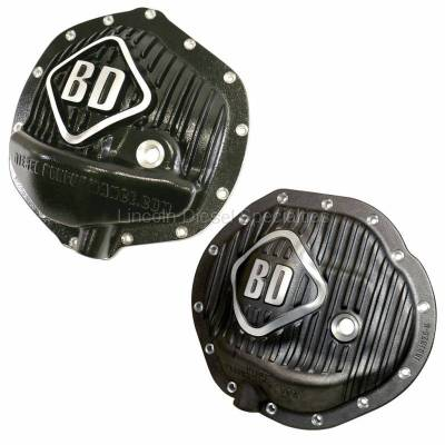 "Axle and Differential - 11.5"" Rear Axle - BD Diesel Performance - BD Diesel Performance Differential Cover Pack, Dodge/Cummins (2003-2012)"