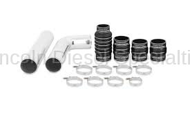 2013-2020 24 Valve 6.7L - Intercoolers and Pipes - Mishimoto - Mishimoto Dodge/ Cummins Intercooler Pipe and Boot Kit (2007.5-2009)