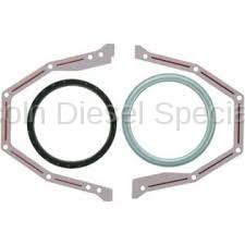 Mahle OEM - Mahle Dodge/Cummins 5.9/6.7L Rear Main Seal Set (2003-2014)