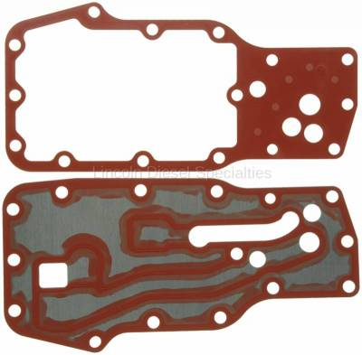 Mahle OEM - Mahle Dodge/Cummins 5.9/6.7L Engine Oil Cooler Gasket Set (2003-2018)
