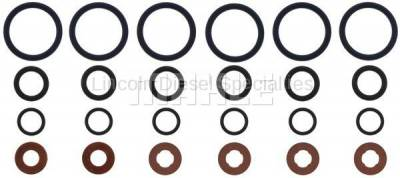 Engine - Engine Gaskets and Seals - Mahle OEM - Mahle Dodge/Cummins 5.9L, Injector Seal Kit (2003-2007)