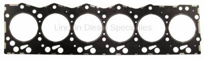 Engine - Engine Gaskets and Seals - Mahle OEM - Mahle Dodge/Cummins 5.9L, B Series, Cylinder Head Gasket, Service Specific Over-Bore, 1.10mm Thick (2003-2007)